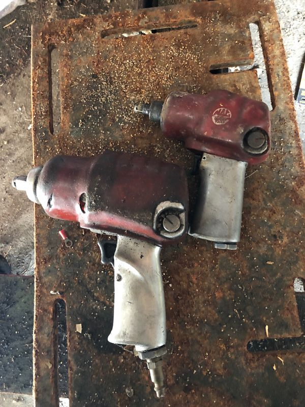 Old Mac air tools $150 obo for Sale in Providence, RI - OfferUp