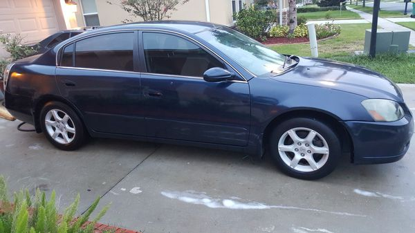 2005 Nissan Altima For Sale In Kissimmee Fl Offerup
