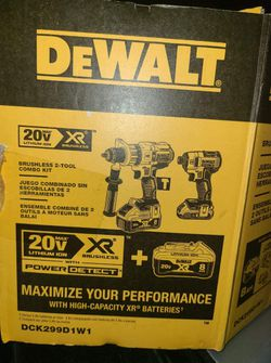 Dewalt power tools Thumbnail