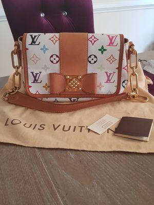 Louis Vuitton Patty Multicolor Limited edition Shoulder Bag for Sale in Haymarket, VA