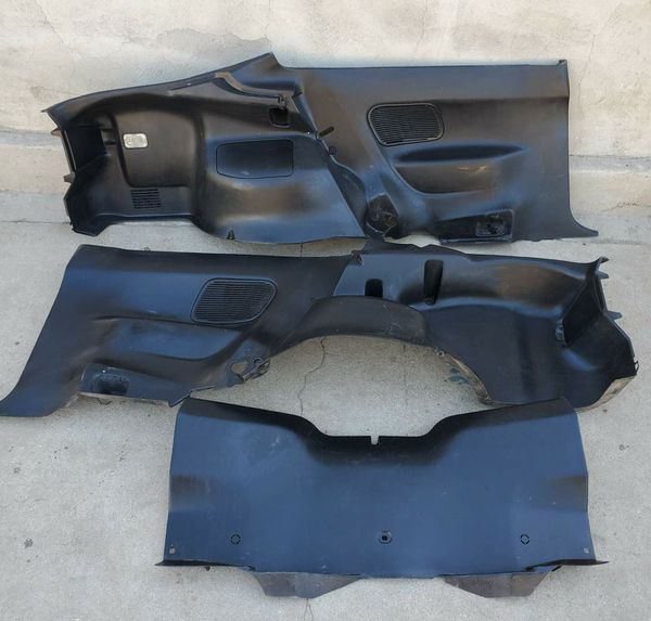 Integra Interior Trim Panels