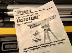 Laser Level for Sale in Montgomery Village, MD