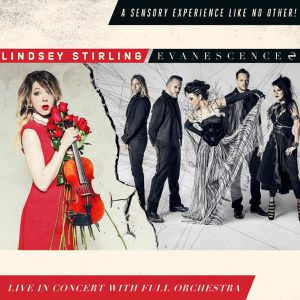 9/7 Lindsey Stirling and Evanescence x2 - $100 for Sale in Seattle, WA