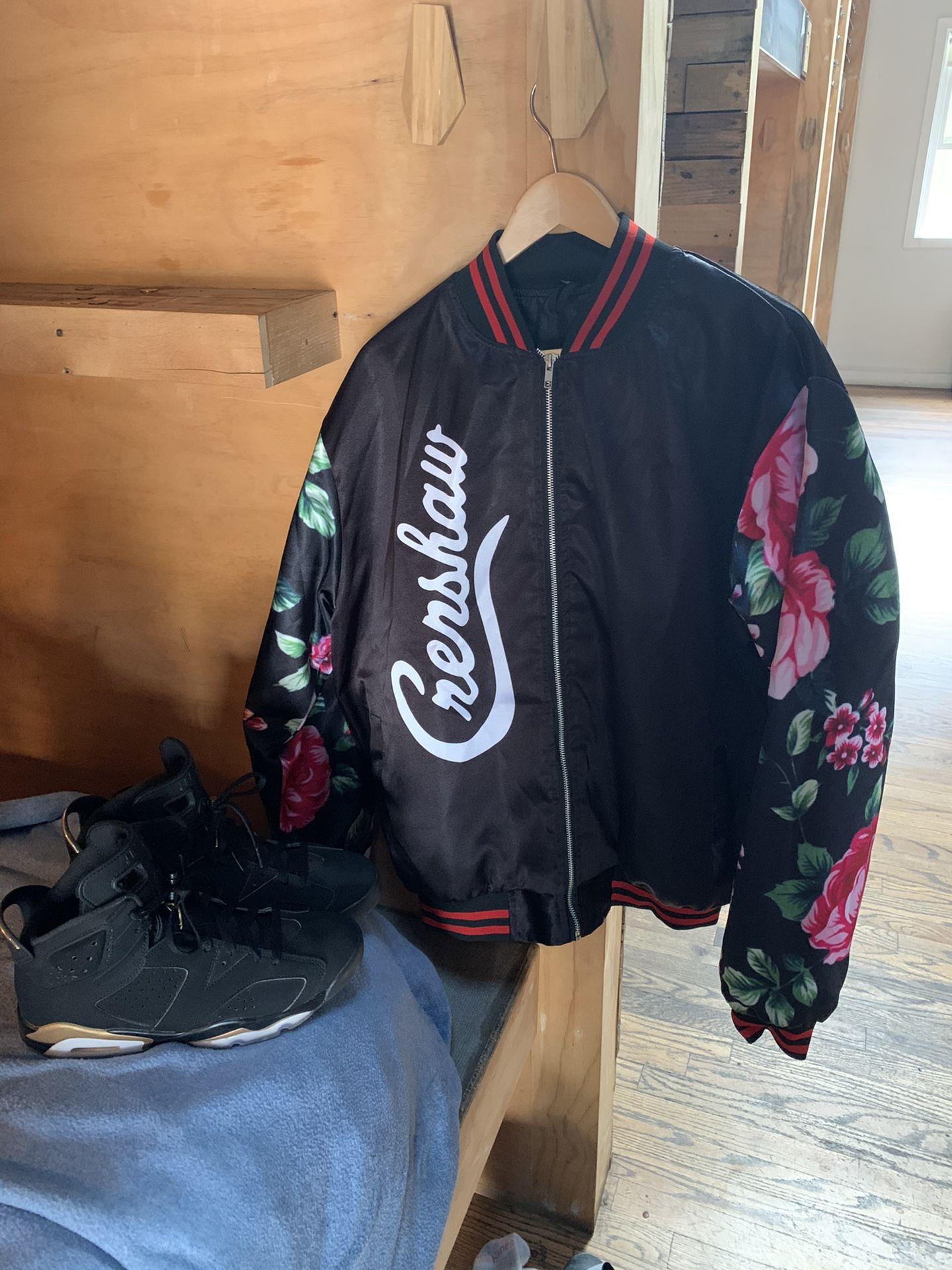 Nipsey Hustle Crenshaw Jacket