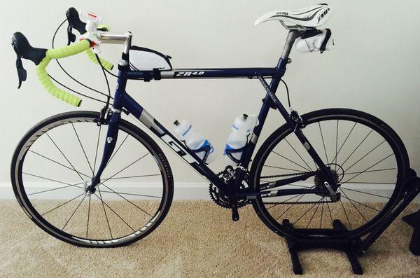 89b48a19171 GT ZR 4.0 Road bike 58cm XL for Sale in Woodbridge