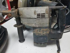 """Bosch 11202 Spline Drive Roto Rotary Demolition Hammer Drill 1 1/2"""" Chuck for Sale in Deltona, FL"""