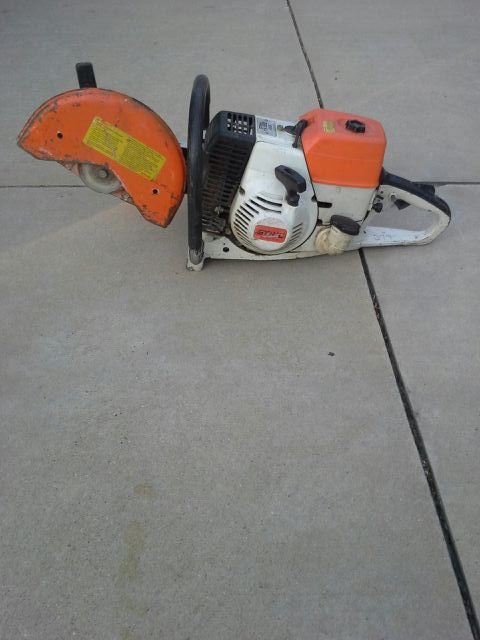 Stihl TS 360 AVS Electronic Gas Saw For Sale In Walnut CA OfferUp