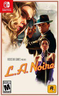 Nintendo switch LA Noire for Sale in Chicago, IL