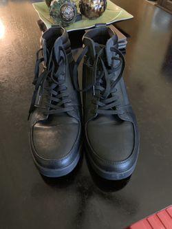 Men's Aldo causal shoes (Black) Thumbnail