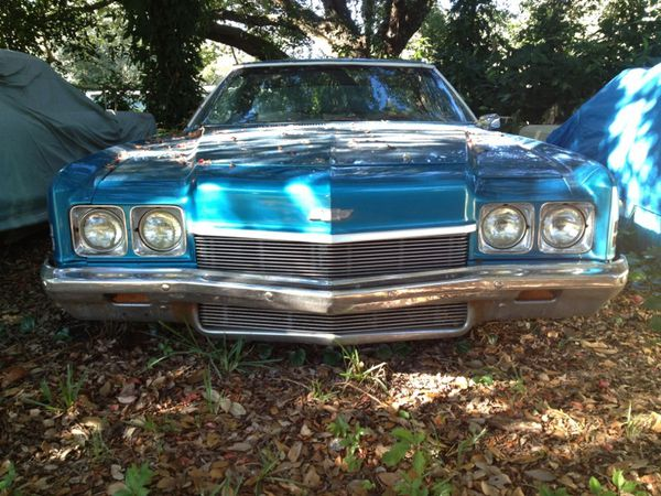 1972 Chevrolet Impala/  https://tampa craigslist org/hil/cto/d/door-chevy-impala-donk-fast/{contact  info removed} html for Sale in Tampa, FL - OfferUp