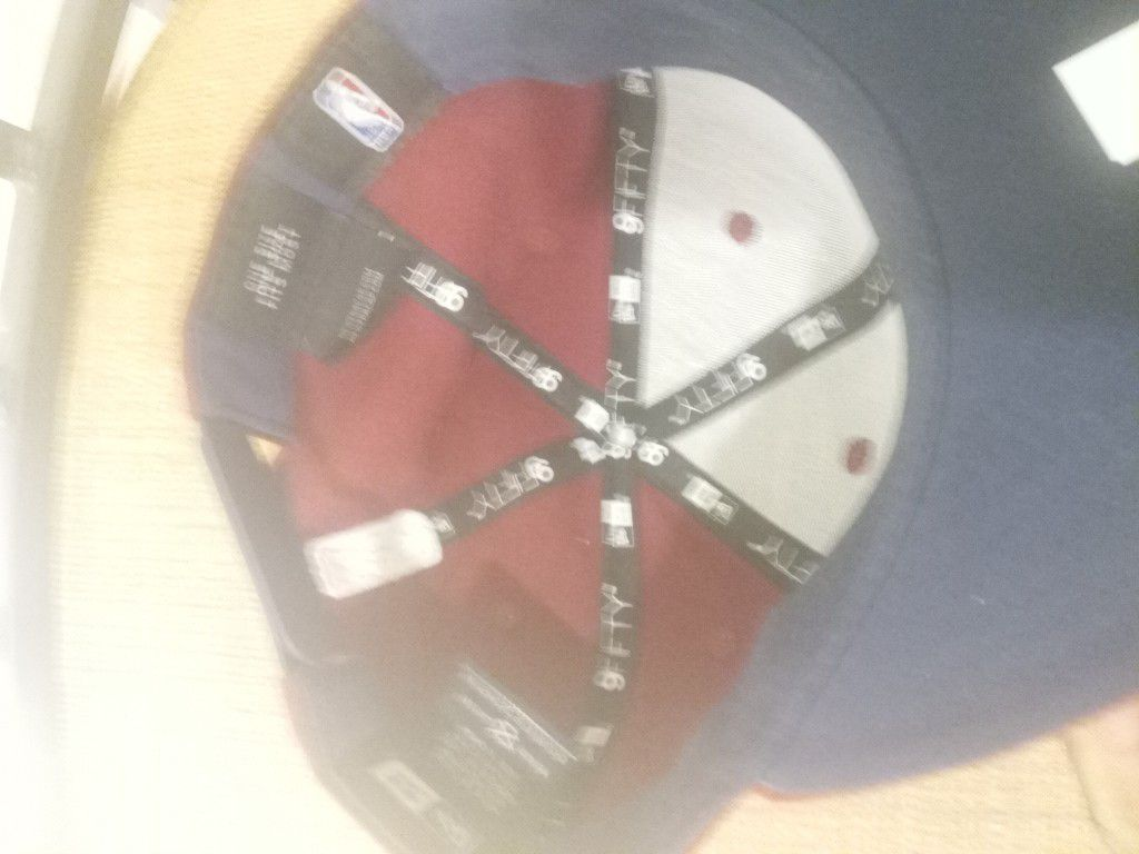 Cleveland NBA men hat