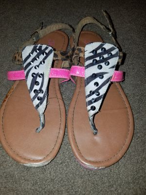 1a8bfef28 GIRLS JUSTICE TCP SANDALS 3Y BIG GIRLS for Sale in Quincy