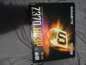 Gigabyte Z370 HD3P for Sale in Pittsburgh, PA