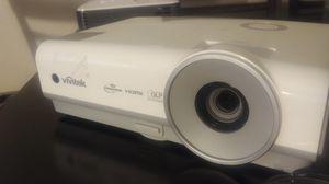 Vivitek 3600 lumens xga dlp HDMI video projector for Sale in San Diego, CA