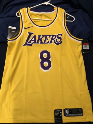 official photos dc2cd 4d5a3 Lakers Kobe Bryant jersey for Sale in Santa Ana, CA - OfferUp