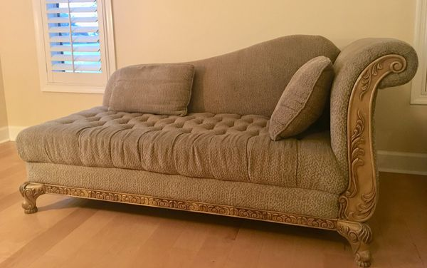 Chaise lounge sofa couch for Sale in Palmetto, FL - OfferUp