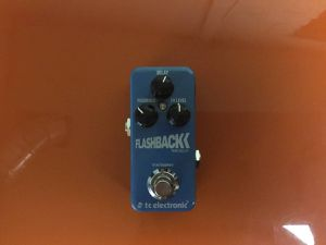 TC Electronic Flashbak Mini Delay Pedal for Sale in Silver Spring, MD