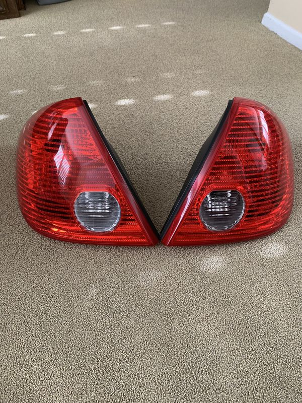 Replacement Pair Pontiac G6 Tail Light Embly 2006 2009