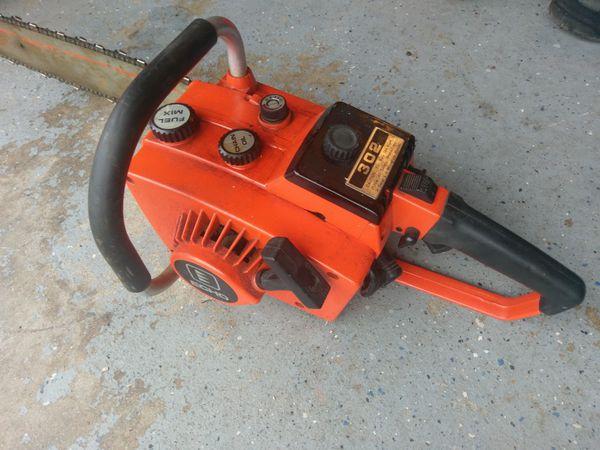 Echo 302 Chainsaw for Sale in Bristol, CT - OfferUp