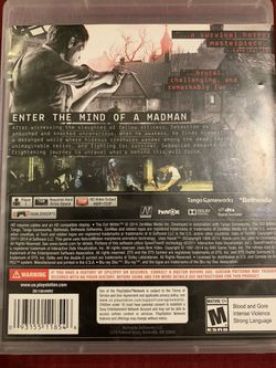 The Evil Within (multiple Consoles) Thumbnail