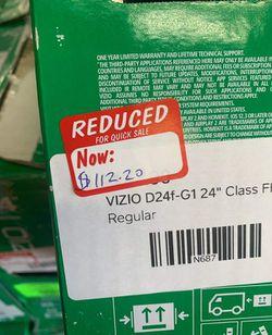 "VIZIO 24"" LIQUIDATION SALE N6M Thumbnail"