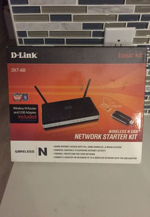 wireless router for Sale in Washington, DC