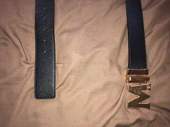Mcm reversible belt Thumbnail