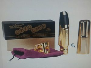 Otto Link Tone Madter Metal Tenor Saxophone Mouthpiece | Today Promotion $100 for Sale in Orlando, FL
