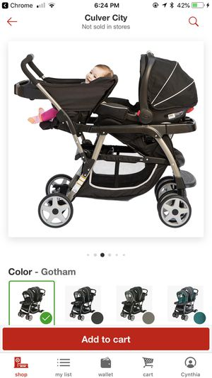 Chico double stroller for Sale in Culver City, CA