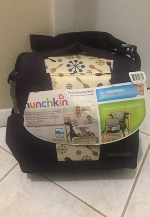 Travel Booster seat for Sale in Gaithersburg, MD