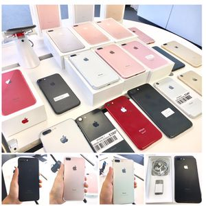 Photo Unlocked IPhone 7 Plus 32GB and 128GB for Verizon/Total Wireless/Simple Mobile/AT&T/Cricket/Sprint/Boost/T-Mobile/Metro/Mexico/International use