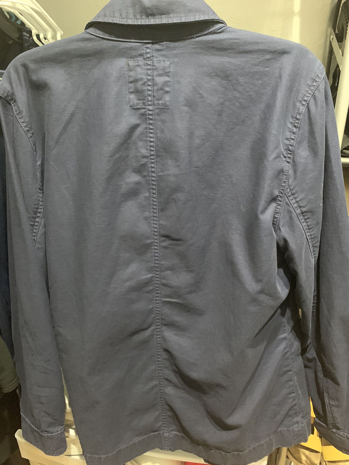GAP military jacket size L