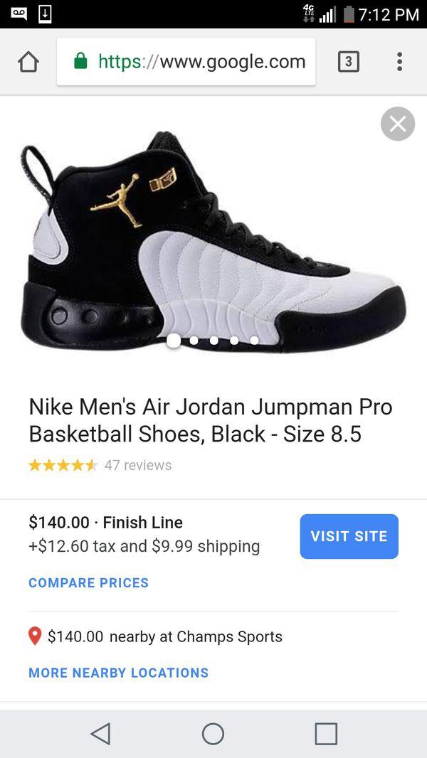 aab8ffb25d2 Mens Jordan Jumpman Pro Size 7.5 for Sale in Stockton