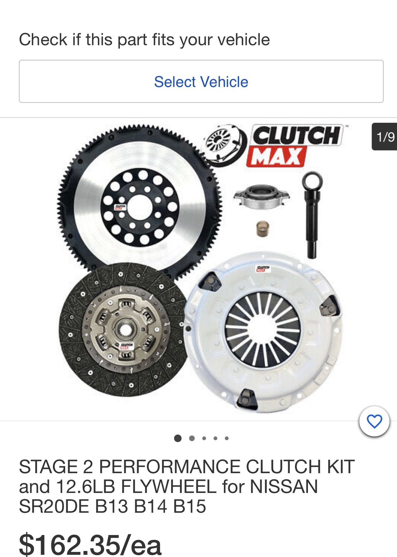 Nissan 94 Clutch Kit