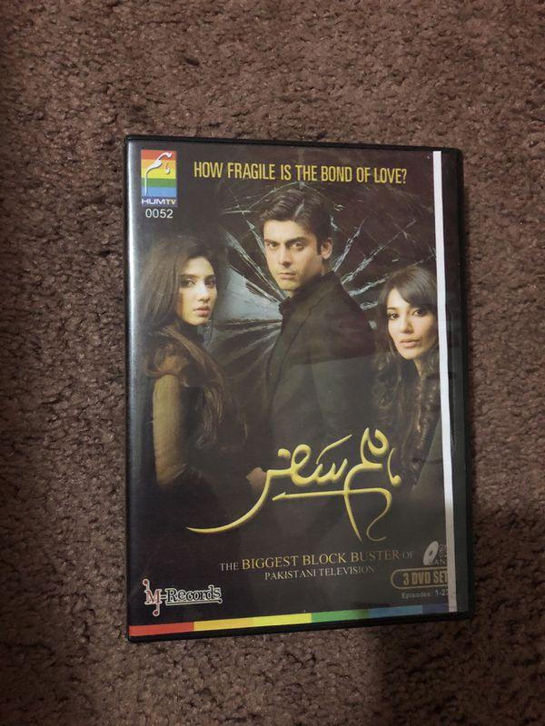 Humsafar 3 DVD set for Sale in Houston, TX - OfferUp