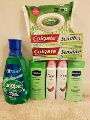 Personal care bundle #1 - $23 price firm for Sale in Rockville, MD