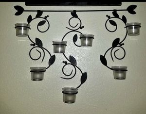 PartyLite wall hanging candle holder for Sale in St. Peters, MO