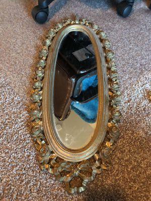 Vintage rose mirror for Sale in Dallas, TX