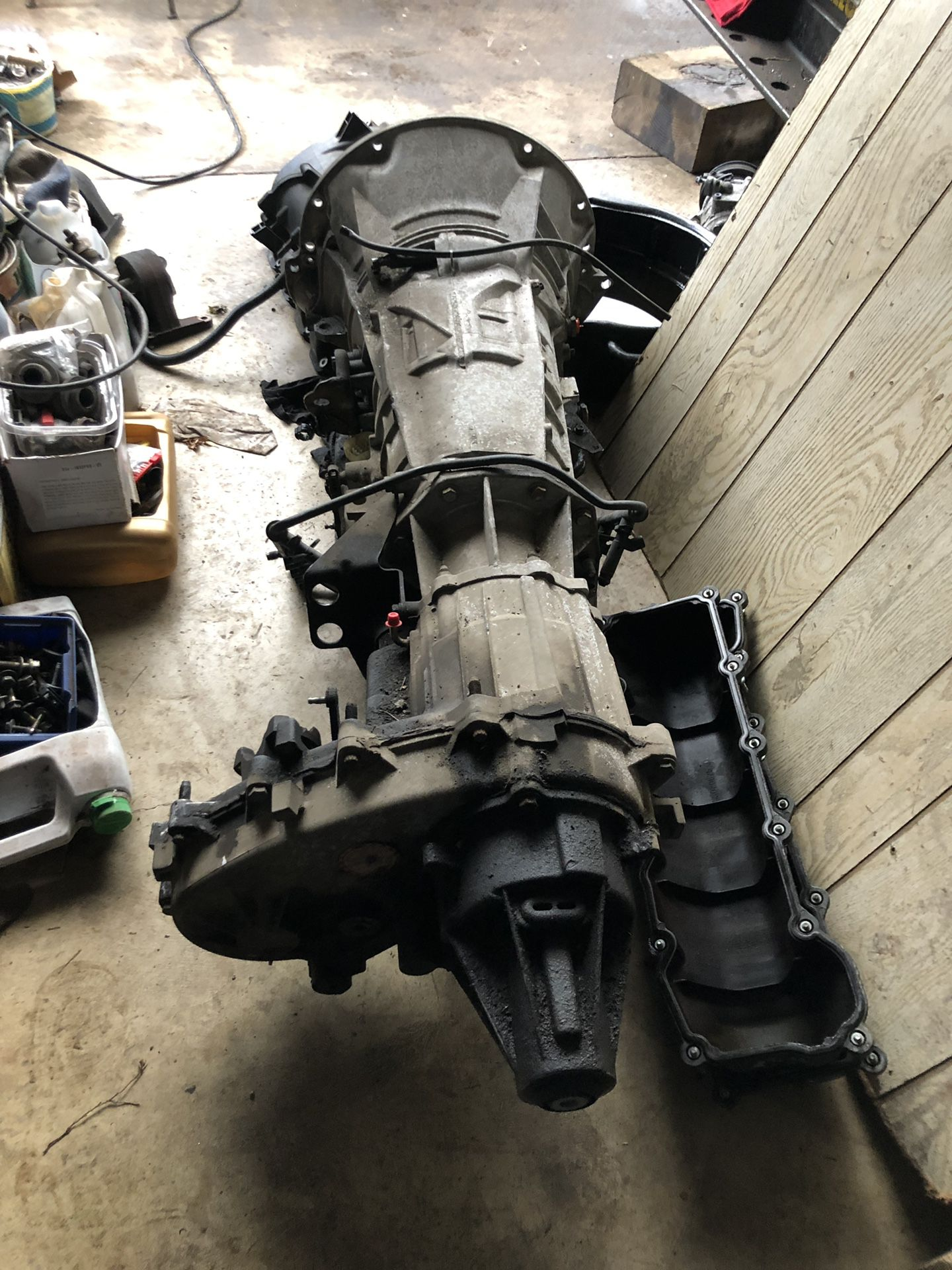 Jeep Grand Cherokee transmission