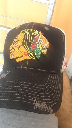 Chicago Blackhawks Cap Thumbnail
