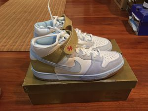 online retailer 70639 3141d Nike Dunk Mid Pro SB (Clubber Lang) Size 9.5 for Sale in Fort Lauderdale
