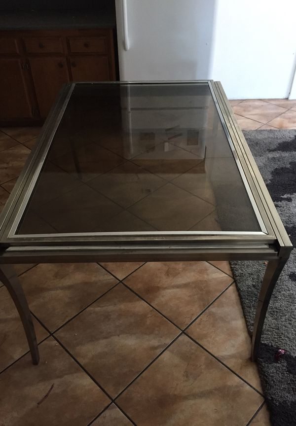 For Las VegasNv Dining Open Feet In Offerup To 10 Room Tableslides Glass Sale rdBeWxQCoE