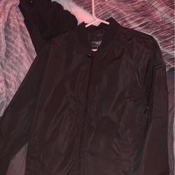 black bomber jacket from fashion nova Thumbnail