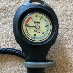 Mares Pressure Gauge  Thumbnail