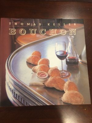 "Thomas Keller ""Bouchon"" cookbook. Hardcover for Sale in Herndon, VA"