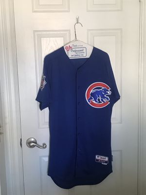 551371bb6 New and Used Cubs jersey for Sale in Moreno Valley