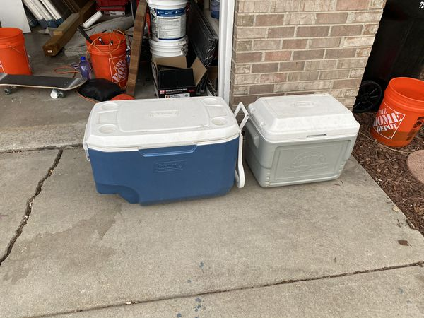 Free Coolers The First Person Grab Them For Sale