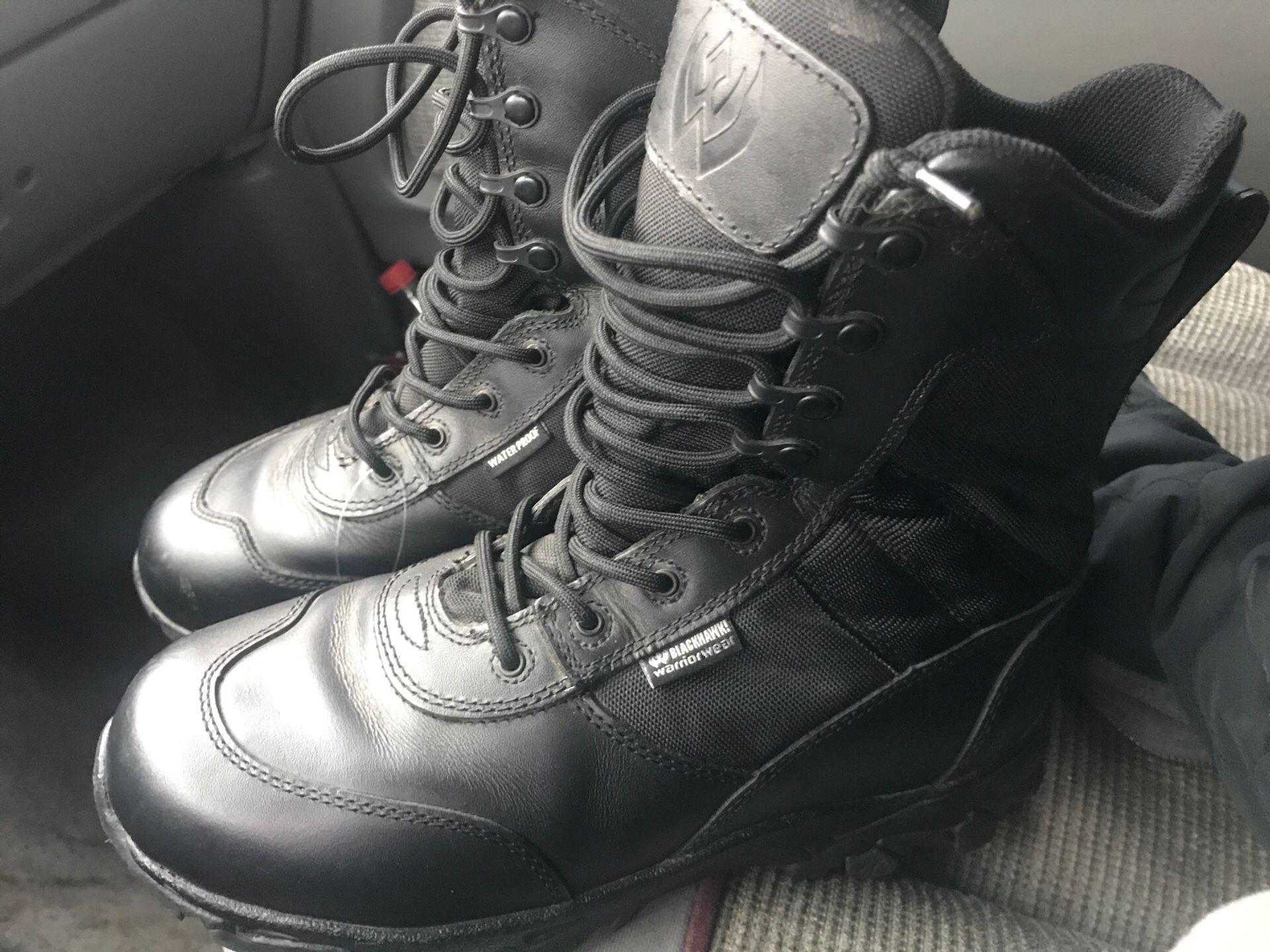 Black Hawk Boots