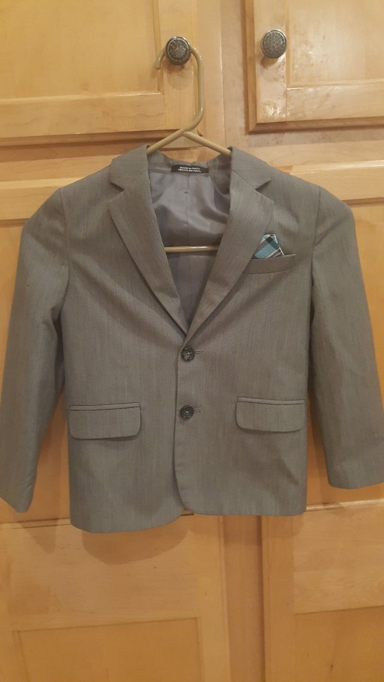 Boys suit jacket size 7