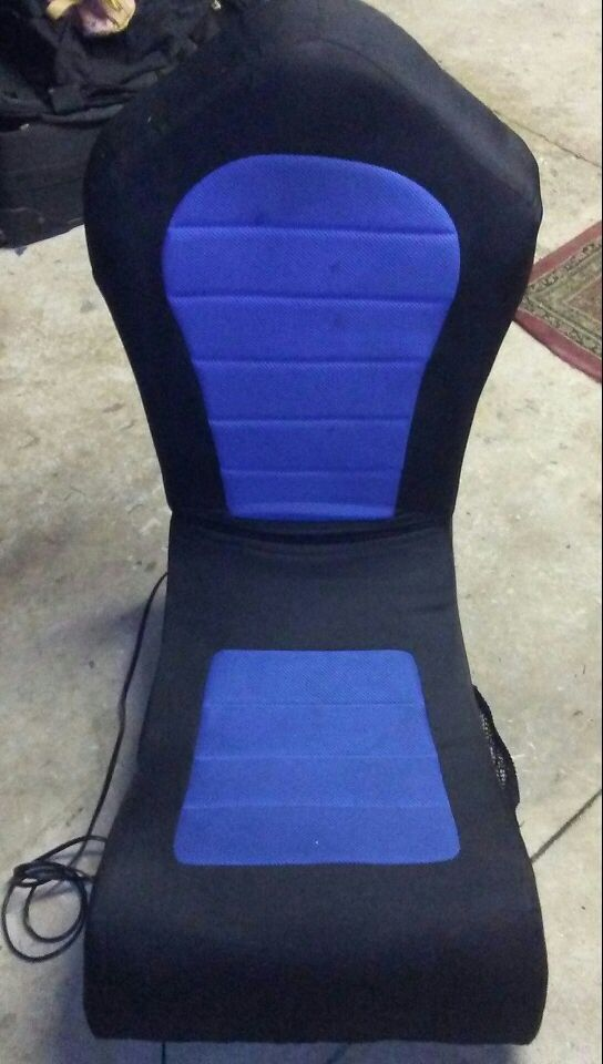 Wondrous Lumisource Boom Chair Svc Gamers Chair With Vibration For Alphanode Cool Chair Designs And Ideas Alphanodeonline